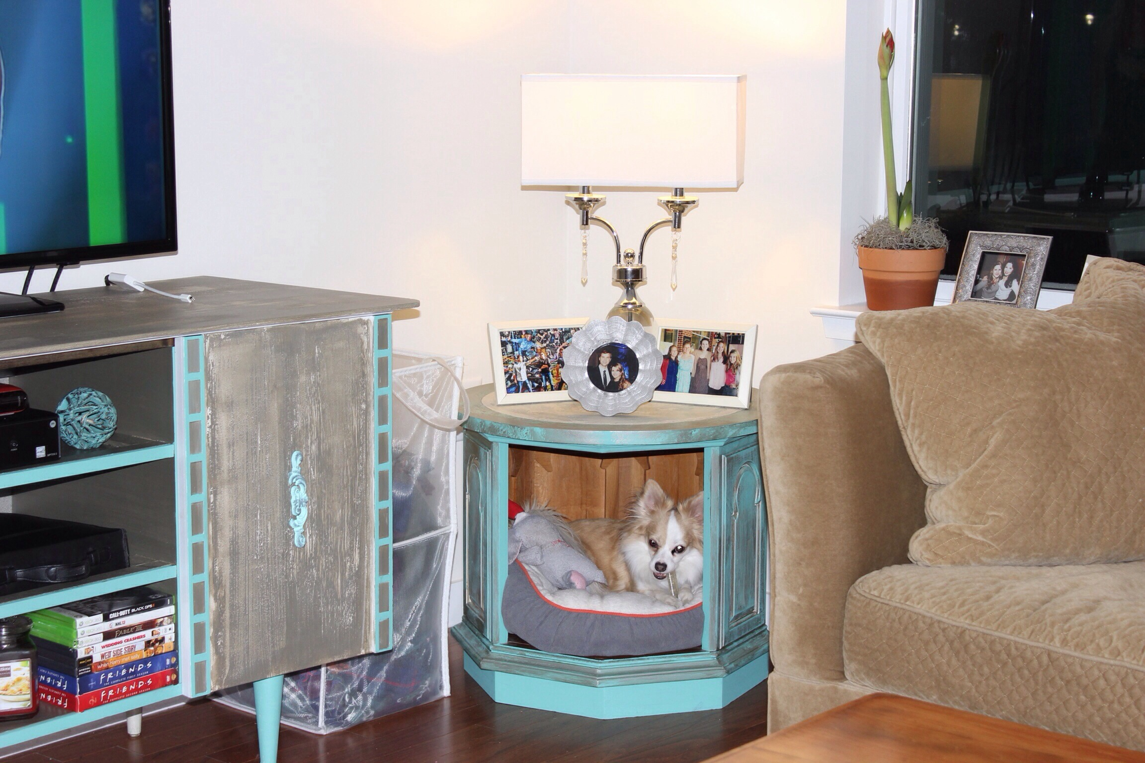 Top Dog Bed End Table – The Craft Gab VJ53